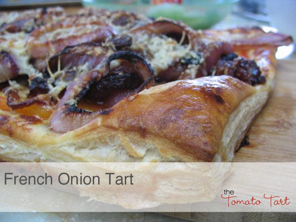 French Onion Tart
