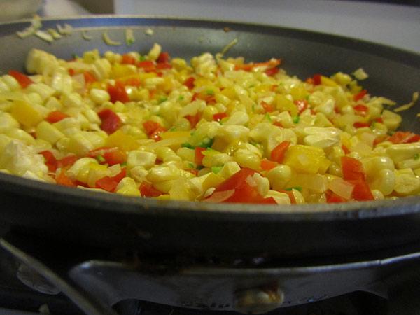 Gluten Free Mini Quiche with Corn Tortilla Crust
