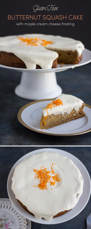 Butternut Squash Cake Pin