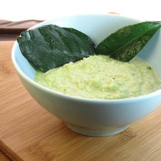 Quick & Easy Vegan Edamame Kaffir Lime Pesto