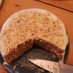 Melanie Duve's Banana Sour Cream Cake