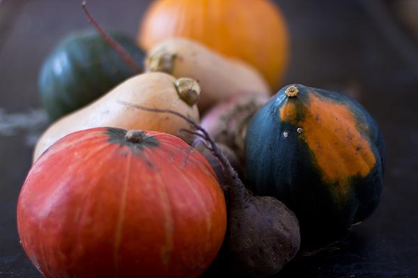 Vegan Thanksgiving Squashes