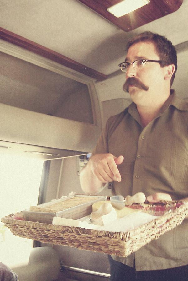 DJ's Moustache