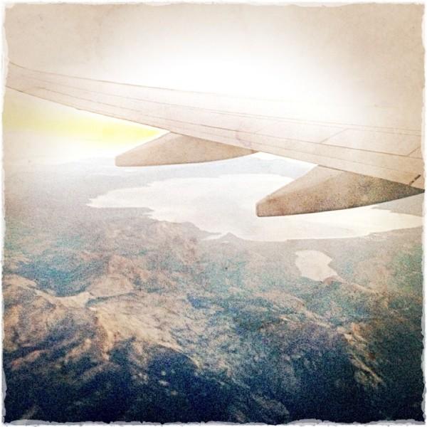 Flying Alaska Air