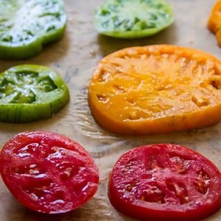 Grain Free Tomato Tart + The Tomato Tart is 4