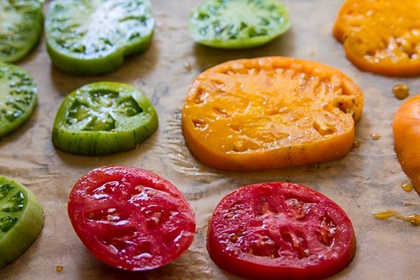 Paleo Tomato Tart