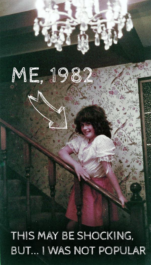 1982 I was a weird kid