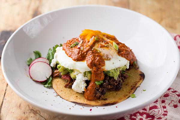 Paleo Recipes: Huevos Rancheros-- Grain Free Photo