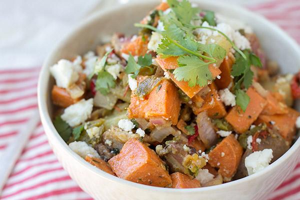 Sweet Potato Salad Paleo