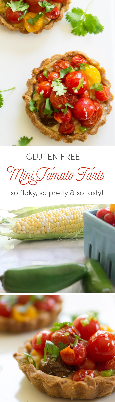 Gluten Free Mini Tomato Tarts Pinterest